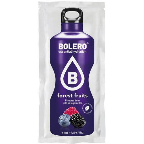 Bolero Forest Fruits with Stevia