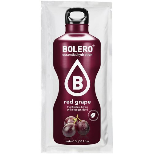 Bolero Rode Druif met Stevia