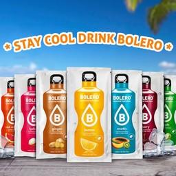 Bolero Limonade GRATIS*- 4 SMAKEN PROEFPAKKET