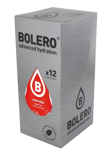Bolero Limonade Acerola 12 sachets with Stevia