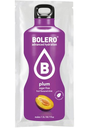 Bolero Limonade Plum with Stevia