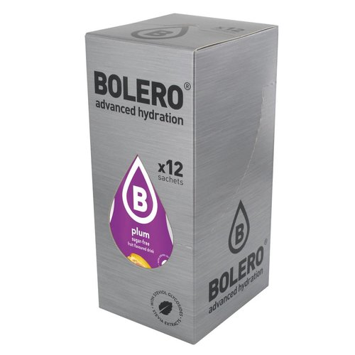 Bolero Plum 12 sachets with Stevia