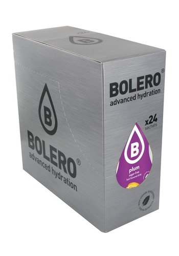 Bolero Limonade Plum 24 sachets with Stevia