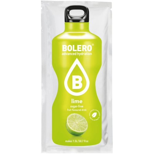 Bolero Lime with Stevia