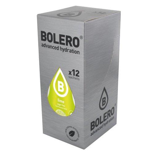 Bolero Limoen met Stevia | 12 stuks