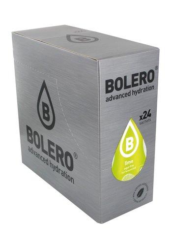 Bolero Limonade Limoen 24 stuks met Stevia