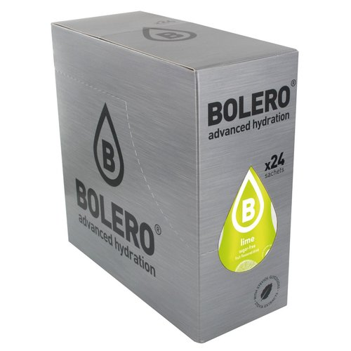 Bolero Limoen met Stevia | 24 stuks