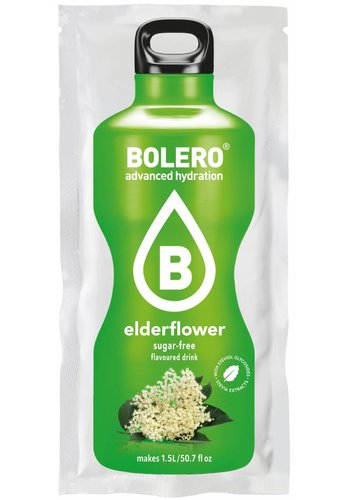 Bolero Limonade Elderflower with Stevia