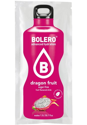 Bolero Limonade Dragon Fruit with Stevia