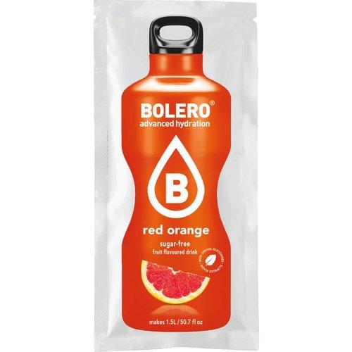 Bolero Red Orange with Stevia