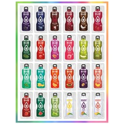 Bolero Limonade BOLERO DRINK CHOOSE 24 FLAVOURS MIXED PACKAGE