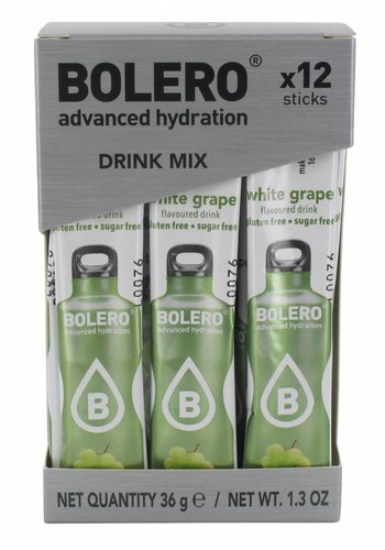 Bolero Limonade Sticks - White grape