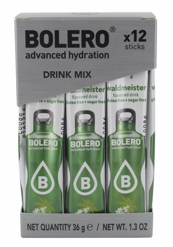 Bolero Limonade Sticks - Waldmeister