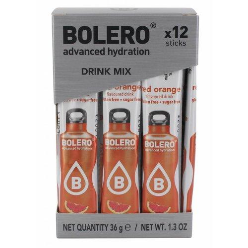 Bolero Sticks - Red Orange