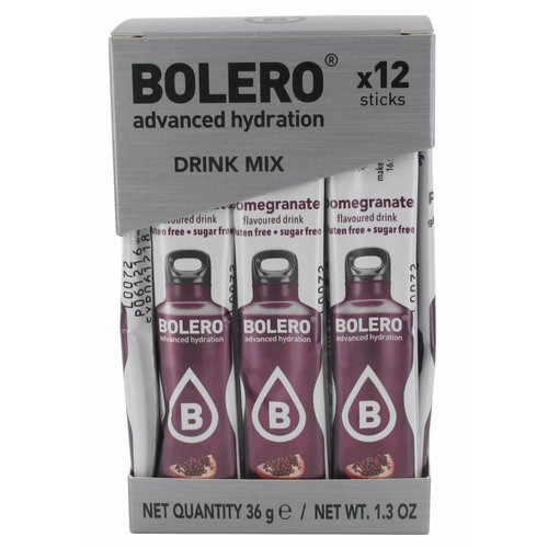 Bolero STICKS - Pomegranate