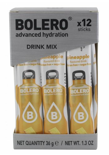 Bolero Limonade Sticks - Pineapple