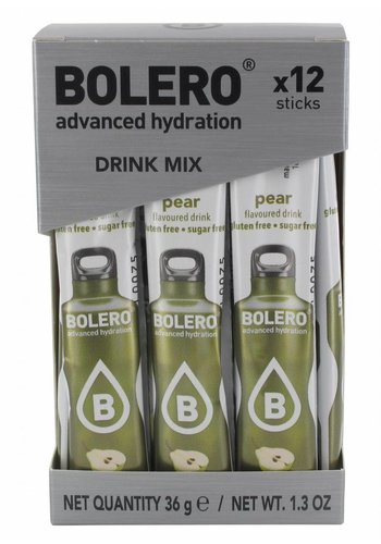 Bolero Limonade Sticks - Pear