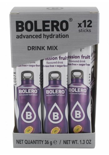 Bolero Limonade Sticks - Passion Fruit