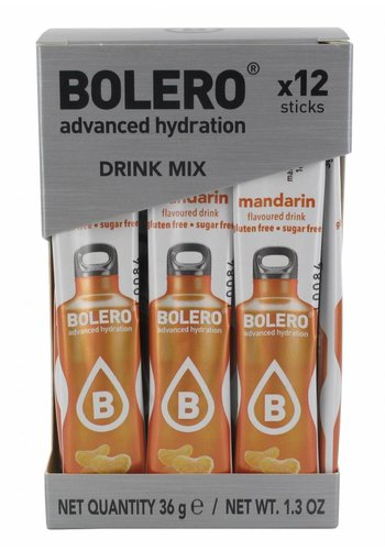 Bolero Limonade Sticks - Mandarin