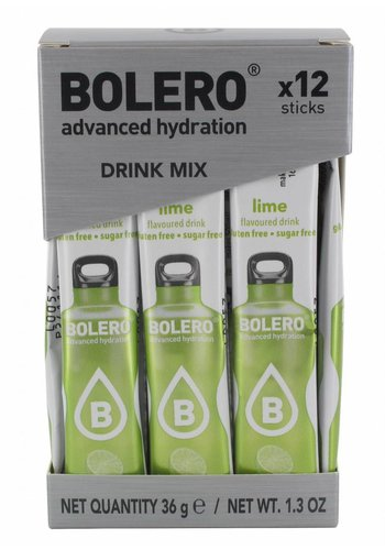 Bolero Limonade Sticks - Lime