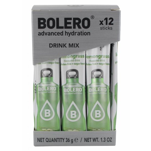 Bolero STICKS - Lemongrass
