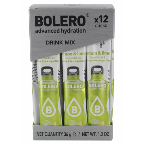 Bolero STICKS - Lemon & Lime