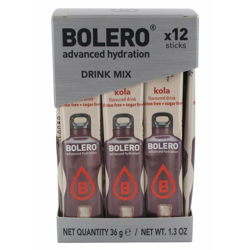 Bolero STICKS - Cola