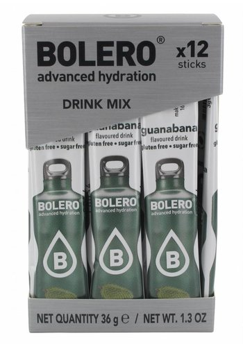 Bolero Limonade Sticks - Guanabana