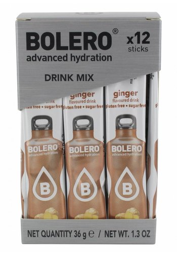Bolero Limonade Sticks - Ginger