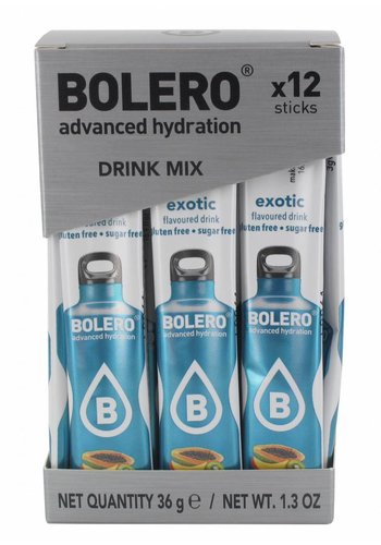 Bolero Limonade Sticks - Exotic