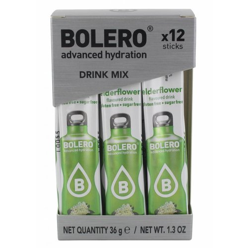 Bolero STICKS - Flor de Saúco
