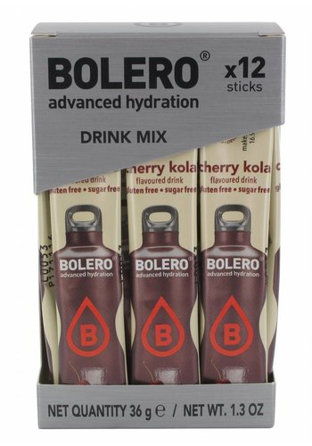 Bolero Limonade Sticks - Cherry Kola