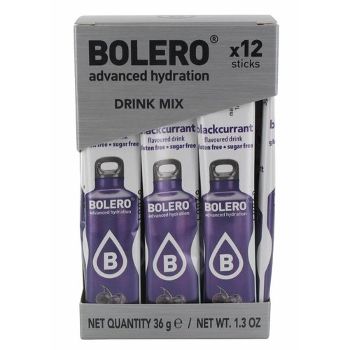 Bolero Bolero Sticks - Blackcurrant