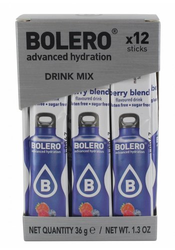 Bolero Limonade Sticks - Berry Blend