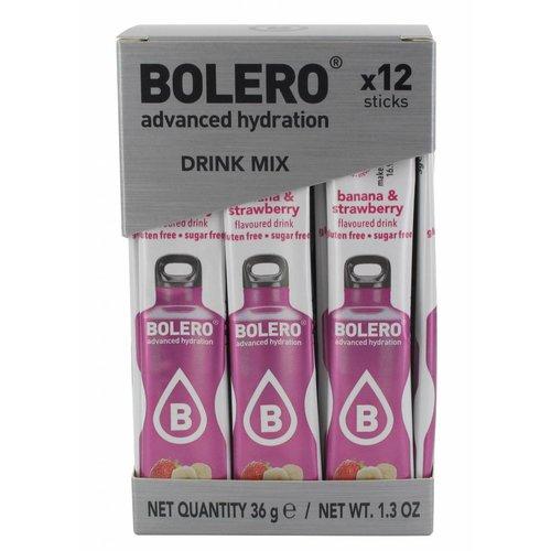 Bolero Bolero Sticks - Banana & Strawberry