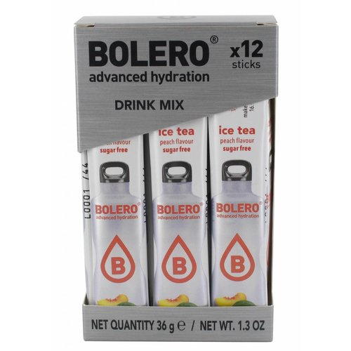 Bolero STICKS - ICE TEA Melocotón