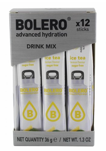 Bolero Limonade Sticks - ICE TEA Lemon