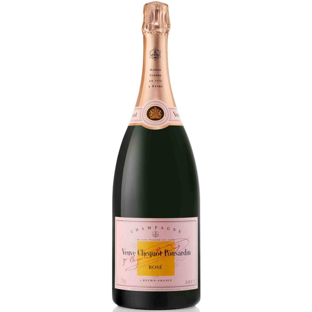 Veuve clicquot ponsardin brut rose finewineselect for What is rose champagne