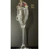 1 Set 6 x Champagnergläser Gravur Dom Perignon Riedelglas