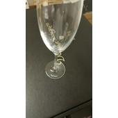 1 Set 6 x Champagnergläser Gravur Dom Perignon