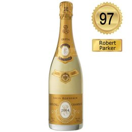 Champagne Louis Roederer Cristal 2004
