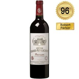 Chateau Grand Puy Lacoste 2010