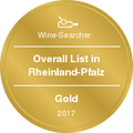 Wine Searcher Award 2