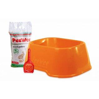 PeeWee Startpakket EcoClassic oranje