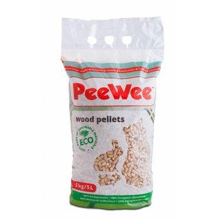 PeeWee PeeWee houtkorrels 3kg
