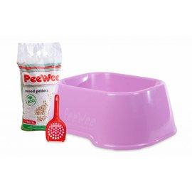 PeeWee Startpakket EcoClassic roze