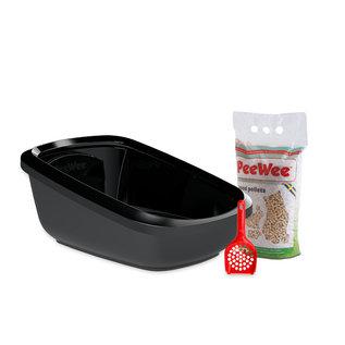 PeeWee Startpakket EcoGranda zwart/zwart
