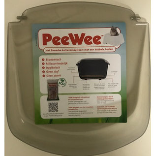 PeeWee Los deurtje voor EcoHus