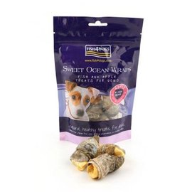 fish4dogs Sweet Wraps 100g