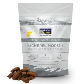 fish4dogs Mackerel Morsels Coat/Skin/Joint 225g